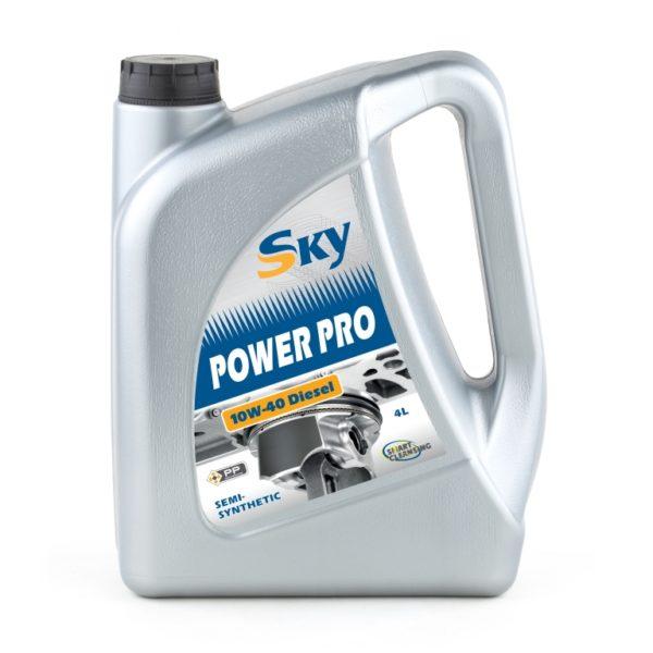 Sky Power Pro 10W-40 Diesel 4L