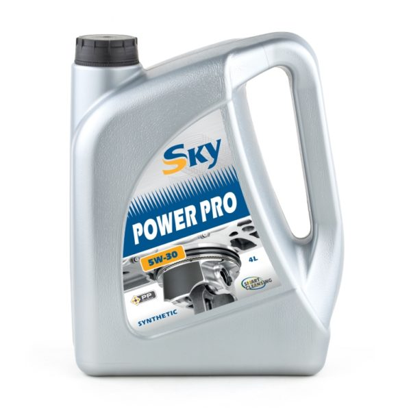 Sky Power Pro 5W-30 4L