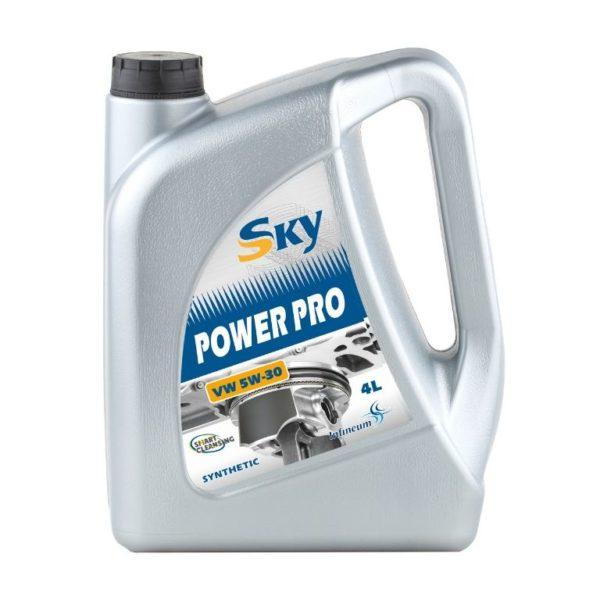 Моторное масло Sky Power PRO VW 5W-30