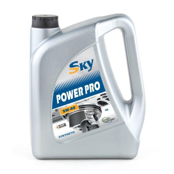 Sky Power Pro 5W-40 4L