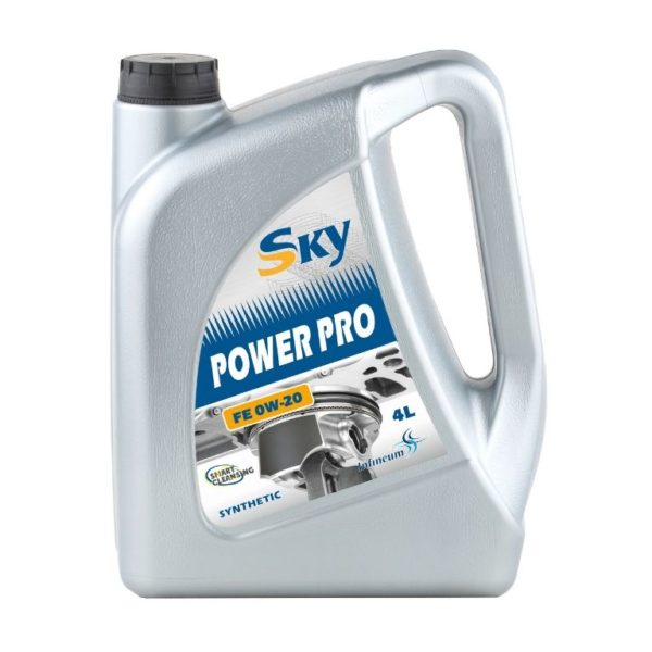 моторное масло Sky Power PRO FE 0W-20