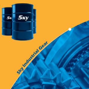 Редукторные масла SKY Industrial Gear