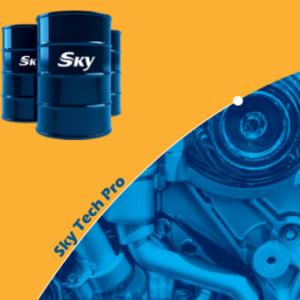Моторные масла для коммерческой техники SKY Tech Pro